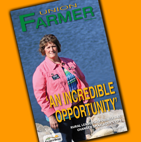 Read the June edition of the Union Farmer