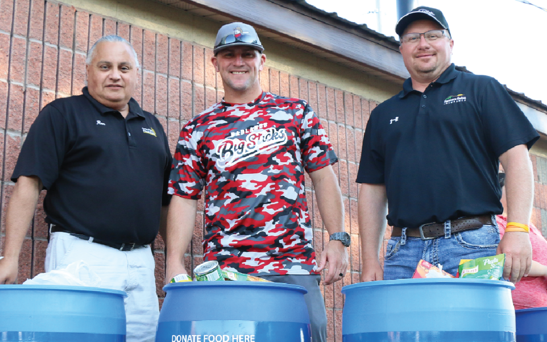 FUI, baseball teams join to support donation to GPFB