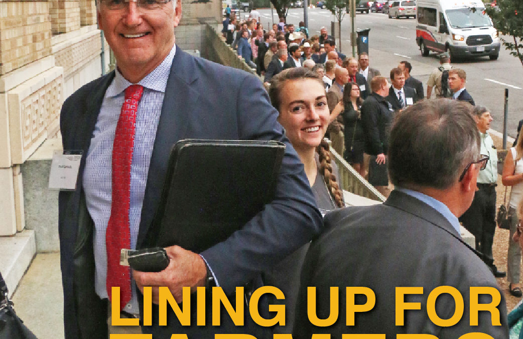 Read October's Union Farmer online!