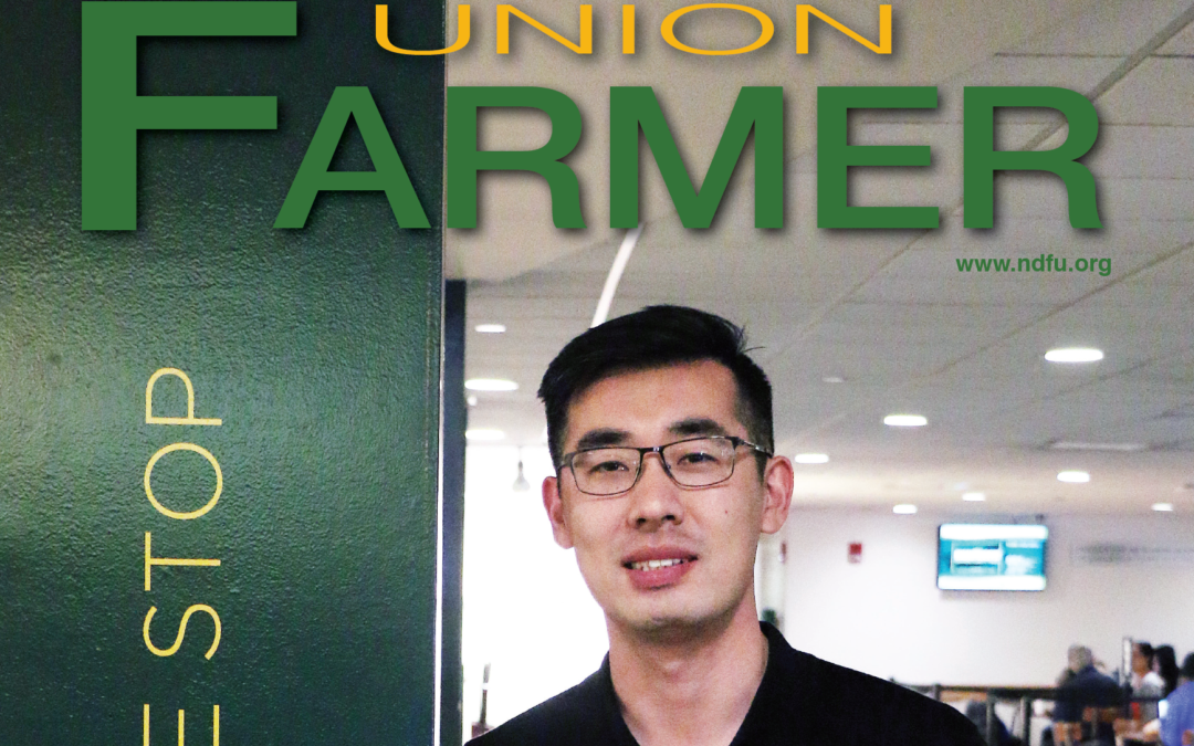 Read the March edition of the Union Farmer