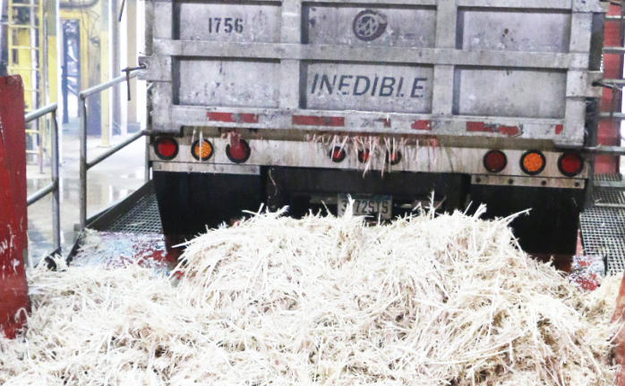 FARMERS UNION INDUSTRIES: Central Bi-Products renders what's inedible into quality feed