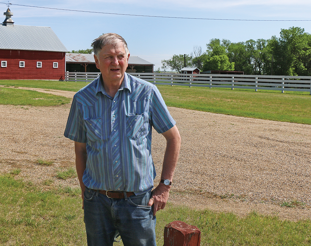Carlson continues search for conservation-minded couple to take over family farm